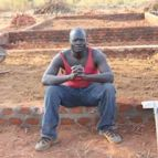 George resting on MB foundation in 2014