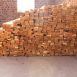 1. Timber for roofing