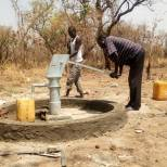 Borehole drilled 2018